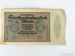 500000 márka 1923