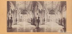 A máltai Nagymesterek Palotájának belső terét ábrázoló fotó