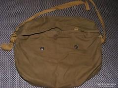 Katonai táska , tároló jelzett