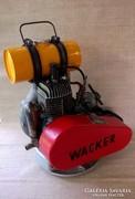 Stabilmotor Wacker 2 ütemű. Germany.