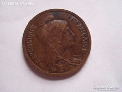 10 centimes 1917