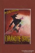 Borítóterv Cyrano de Bergerac