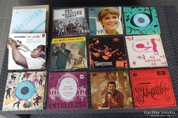 12 db. kislemez a 60-as évekből