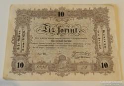 10 forint 1848/2