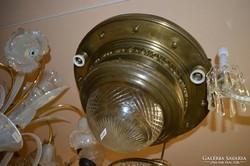 Kristály burás függő lámpa