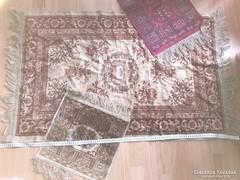 3db régi szőnyeg