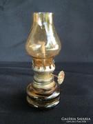 Mini üveg petróleumlámpa