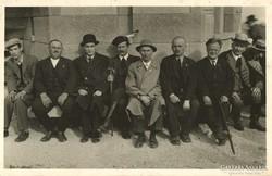 Kémeri Nagy Imre irredenta képeslap 1942