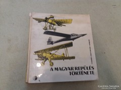 A magyar repülés története