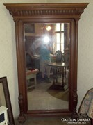 Nagyméretű álló tükör