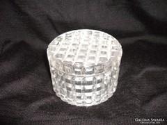 Retro  üveg  bonbonier