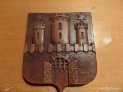 Komárom város címere