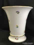 Herendi virágos váza