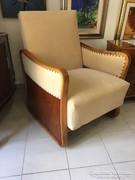Art Deco jellegű,szecessziós fotel