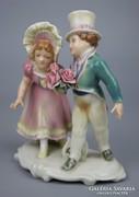 ENS  esküvői barokk pár