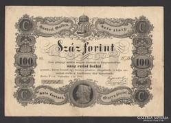 100 forint 1848. NAGYON SZÉP!! RITKA!!