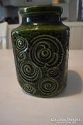 W. Germany 282-16 zöld váza