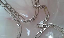 Unisex ezüst nyaklánc
