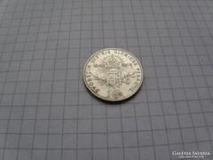 1 corona,(1 Ft.) 1848-1908 ezüst, F.J. 0,835 ag. (11)