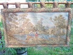 Gobelin kép ,falikárpit