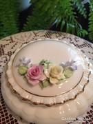 Bájos porcelán bonbonier