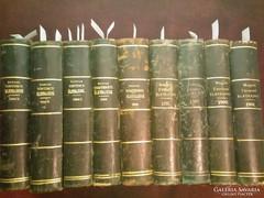 Magyar Történeti Életrajzok 9 kötet 21 könyv