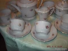 Nagyon régi zsolnay teás készlet
