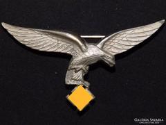 Német 2.VH Luftwaffe 1 minta nyári tiszti egyenruha mellsas