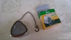 Agatha's Bester teafilter, háromszögletű, nagy méret