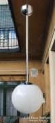 Bauhaus - Art Deco plafonlámpa felújítva