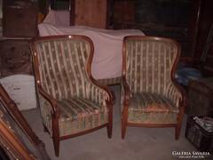 Nagyon öreg Bieder olvasó  fotelek