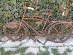 Antik kerékpár háború előtti egyedülálló