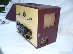 VÖRÖS SZIKRA M2 RS 86-001/A csöves Magnetofon