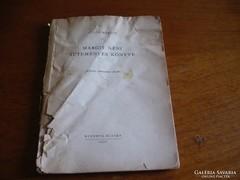 Margit néni süteményes könyve 1959