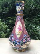 Schütz Cilli alapon Seszták János Herendi festő antik váza