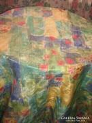 Csodaszép vintage színes nyári sötétítő függöny