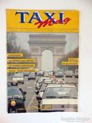 Régi Újság TAXI-MAG1992április