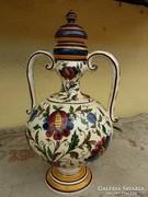 Antik Városlőd-i kerámia váza