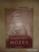 Sigmund Freud: Mózes és az egyistenhit.