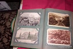85-darabból álló képeslap gyűjtemény