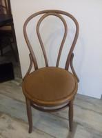 Felújított kárpitozott Thonet szék