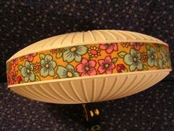 Art deco műanyag lámpaernyő
