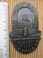 NYÁRI FŐISKOLAI VILÁGBAJNOKSÁG 1954