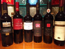 6 Muzeális 1997-..év Csúcsbor:TIFFÁN,GERE,SIMON bor ritkaság