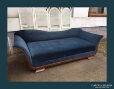 Art deco hattyú szófa,kanapé,gyönyörű formával