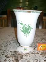 Herendi apponyi mintás váza - 20 cm