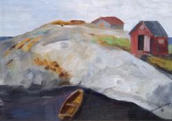 Susanne Örnryd: Csónakház
