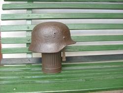 II. világháborús német sisak