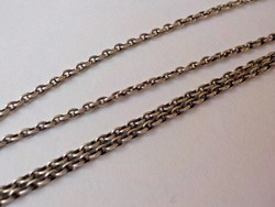 925-ös ezüstnyaklánc 47 cm.