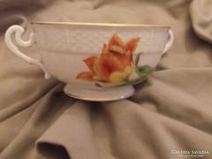 Herendi virágos kis csésze